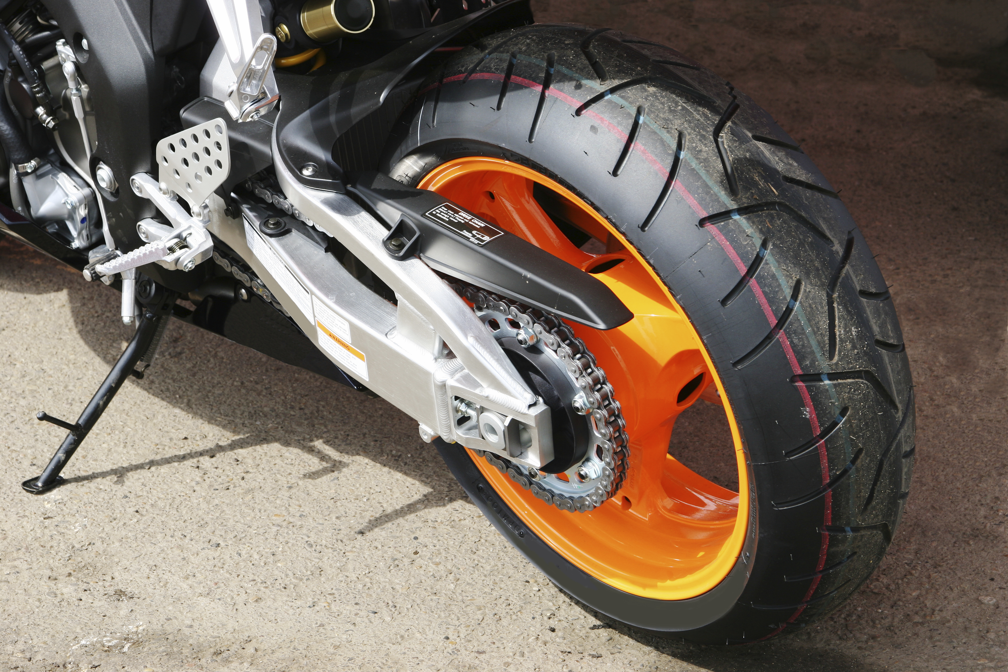 A Beginner S Guide To Motorcycle Tyres