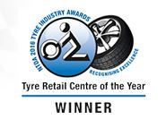 Tyre Retail Centre of the Year